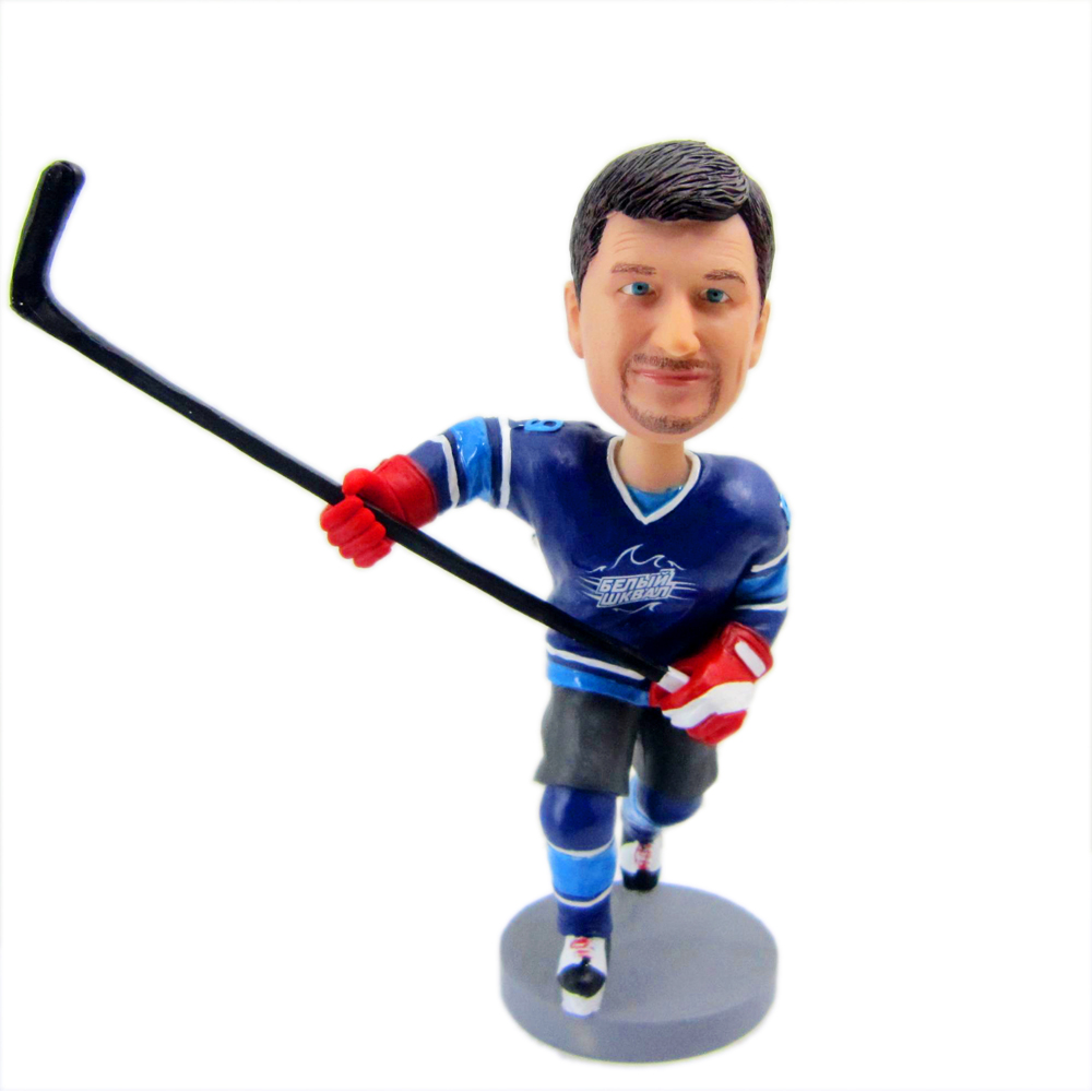 Custom Bobbleheads Hockey